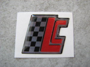 Sticker Logo LC